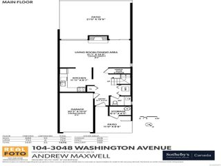 Photo 24: 104 3048 Washington Ave in : Vi Burnside Row/Townhouse for sale (Victoria)  : MLS®# 879274