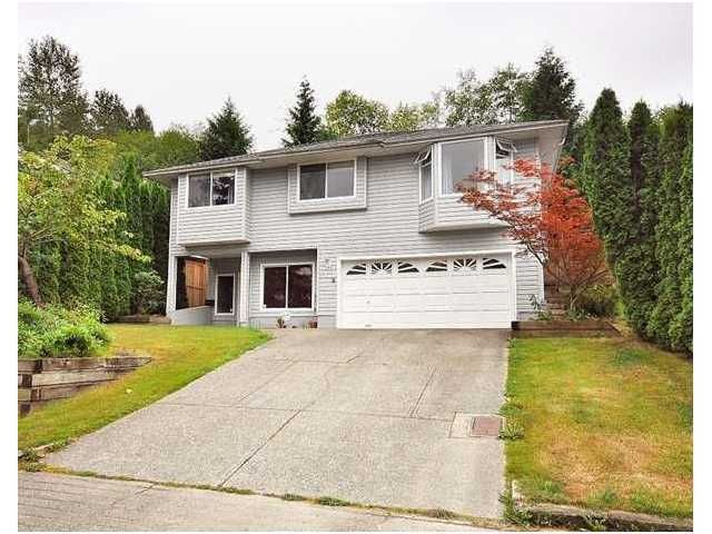 Main Photo: 3170 PIER Drive in Coquitlam: Ranch Park Home for sale ()  : MLS®# V1089682