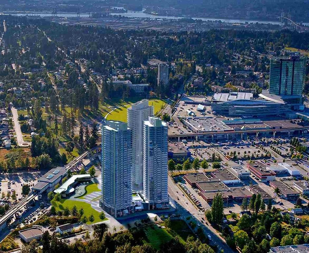 Main Photo: 2803 13688 100 AVE in Surrey: Whalley Condo for sale (North Surrey)  : MLS®# N/A
