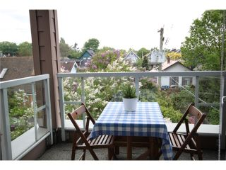 """Photo 2: 312 2025 STEPHENS Street in Vancouver: Kitsilano Condo for sale in """"STEPHENS COURT"""" (Vancouver West)  : MLS®# V892280"""