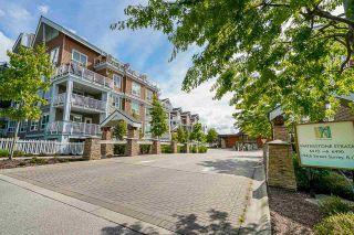 """Photo 2: 207 6490 194 Street in Surrey: Clayton Condo for sale in """"Waterstone- Esplanade Grande"""" (Cloverdale)  : MLS®# R2581098"""