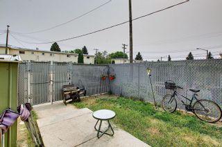 Photo 34: 13327 89A Street in Edmonton: Zone 02 Townhouse for sale : MLS®# E4256924