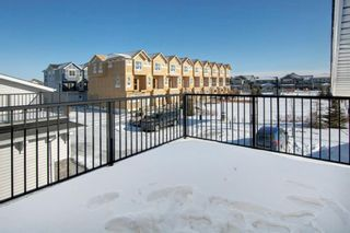 Photo 29: 502 115 Sagewood Drive: Airdrie Row/Townhouse for sale : MLS®# A1077274