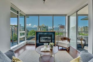 """Photo 5: 508 1675 W 8TH Avenue in Vancouver: Kitsilano Condo for sale in """"Camera by Intracorp"""" (Vancouver West)  : MLS®# R2604147"""