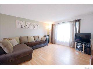Photo 2: 542 Paufeld Drive in Winnipeg: North Kildonan Residential for sale (North East Winnipeg)  : MLS®# 1618479