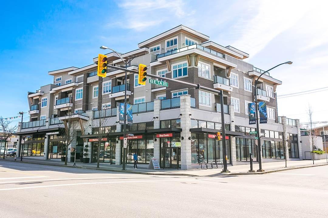 """Main Photo: 303 4710 HASTINGS Street in Burnaby: Capitol Hill BN Condo for sale in """"ALTEZZA"""" (Burnaby North)  : MLS®# R2053394"""