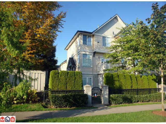 Main Photo: #29 - 8383 159th St, in Surrey: Fleetwood Tynehead Townhouse for sale : MLS®# F1125602