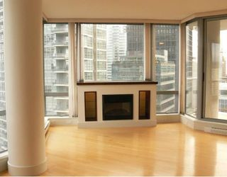 """Photo 2: 1701 1228 W HASTINGS Street in Vancouver: Coal Harbour Condo for sale in """"PALLADIO"""" (Vancouver West)  : MLS®# V688542"""