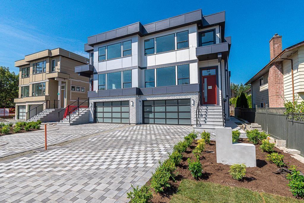 "Main Photo: 3133 268 Street in Langley: Aldergrove Langley 1/2 Duplex for sale in ""ALDERGROVE - FRASER HWY  & 268TH ST"" : MLS®# R2608239"