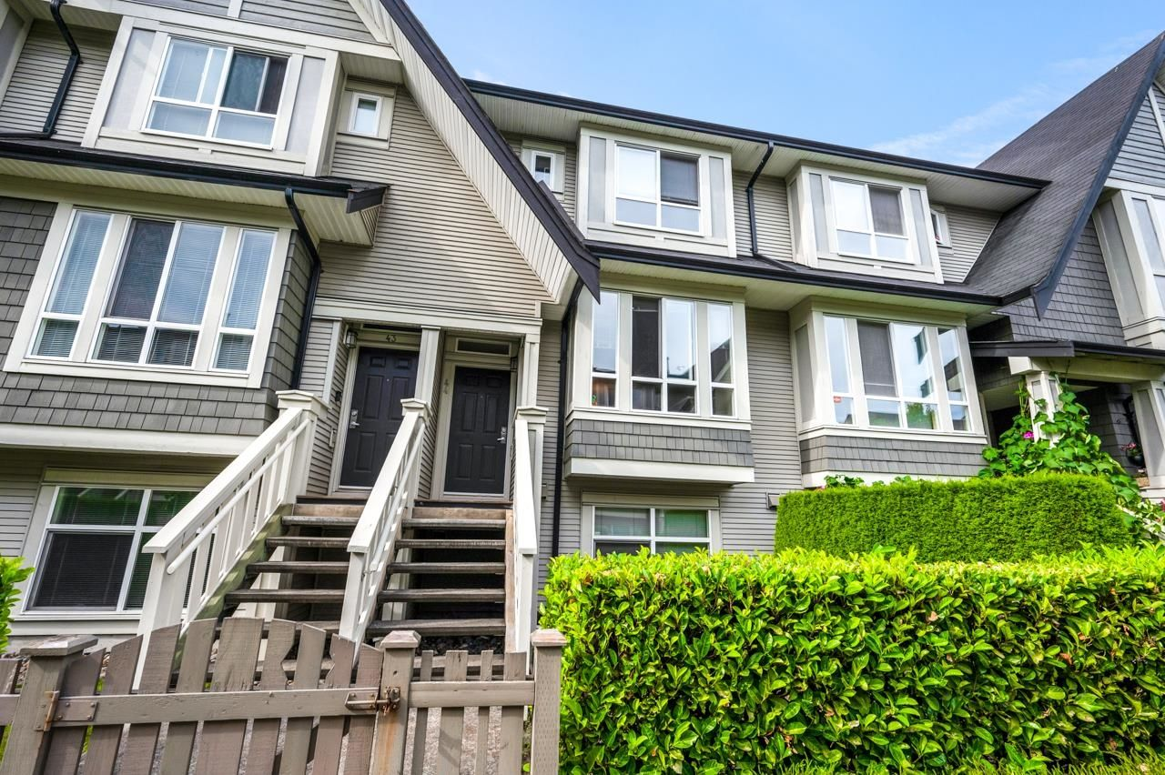 """Main Photo: 44 9133 SILLS Avenue in Richmond: McLennan North Townhouse for sale in """"LEIGHTON GREEN"""" : MLS®# R2623126"""