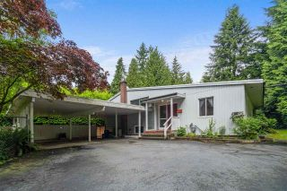 Main Photo: 910 WILDWOOD Lane in West Vancouver: British Properties House for sale : MLS®# R2594134
