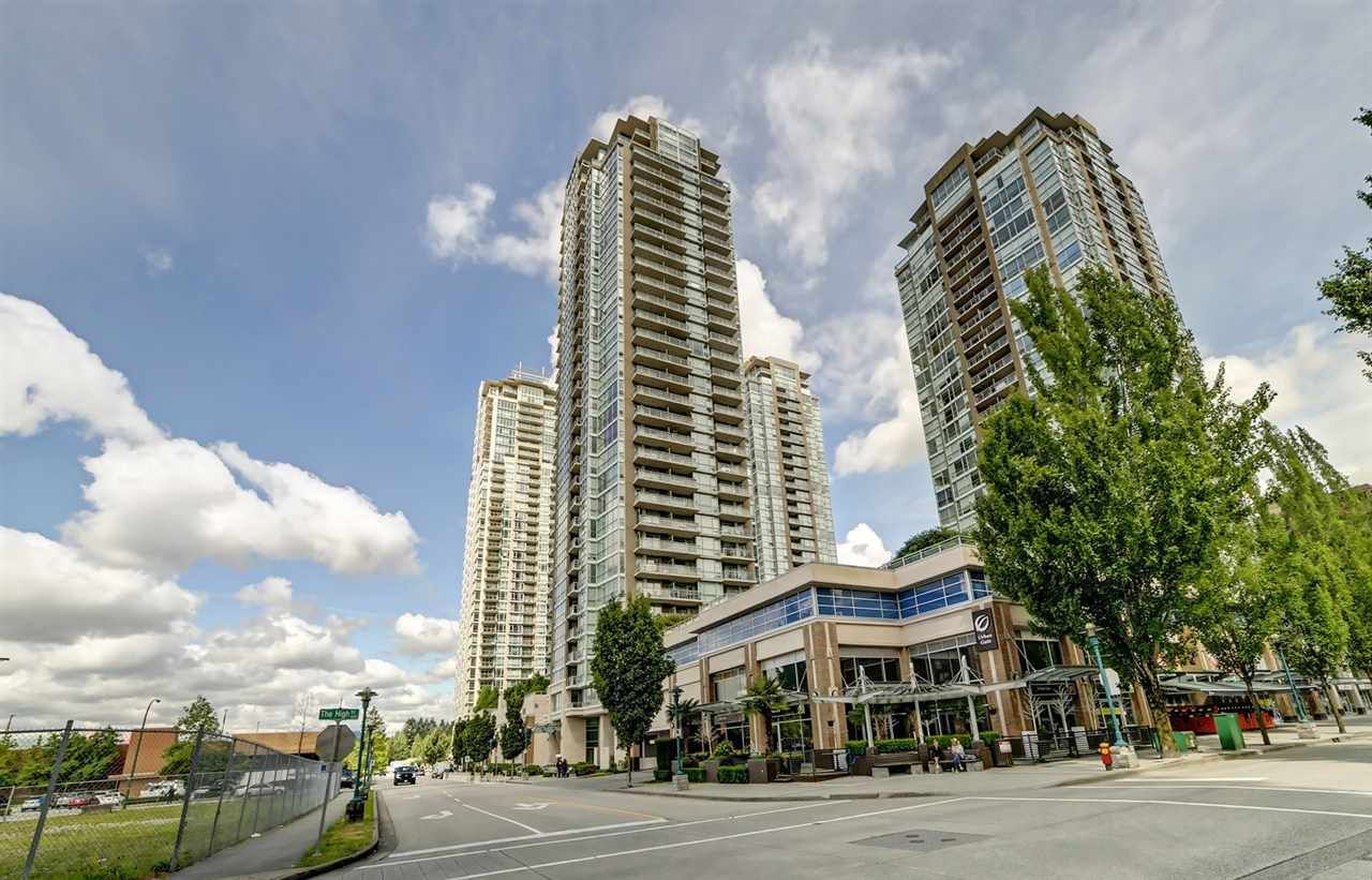"Main Photo: 3603 2975 ATLANTIC Avenue in Coquitlam: North Coquitlam Condo for sale in ""Grand Central 3"" : MLS®# R2555129"