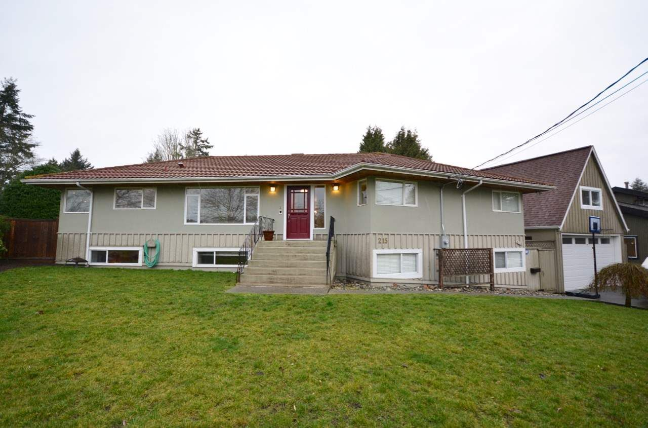 Main Photo: 215 54A STREET in : Pebble Hill House for sale : MLS®# R2027226