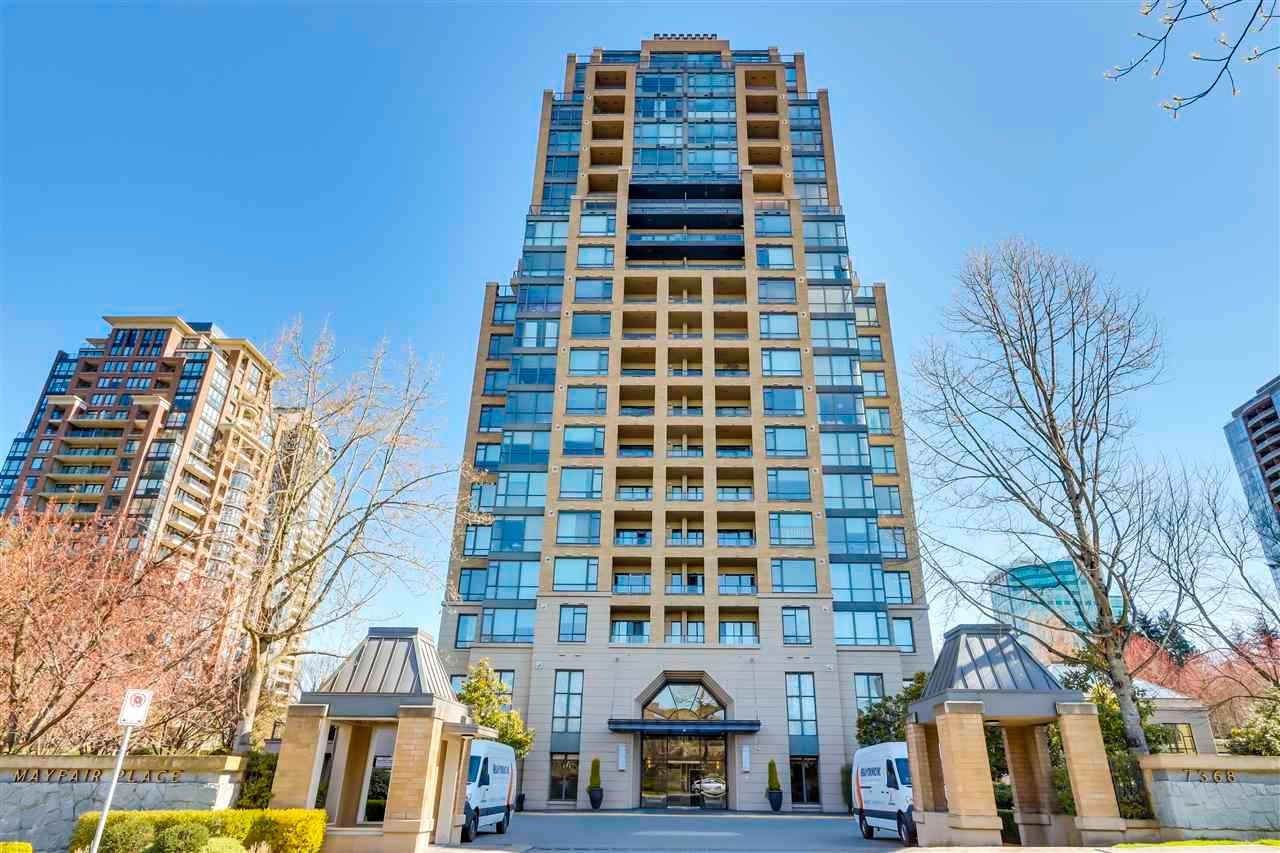 "Main Photo:  in Burnaby: South Slope Condo for sale in ""MAYFAIR PLACE"" (Burnaby South)  : MLS®# R2566851"