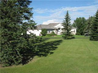 Photo 2: 55 SPRING MEADOWS Lane in Rural Rockyview County: Rural Rocky View MD Residential Detached Single Family for sale : MLS®# C3639967