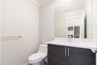 """Photo 17: 9 9691 ALBERTA Road in Richmond: McLennan North Townhouse for sale in """"JADE"""" : MLS®# R2605869"""