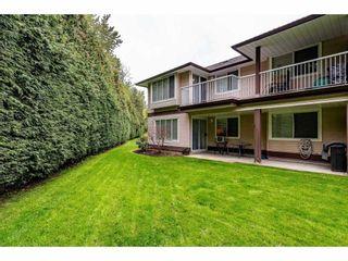 "Photo 1: 702 1750 MCKENZIE Road in Abbotsford: Poplar Townhouse for sale in ""Alderglen"" : MLS®# R2508035"