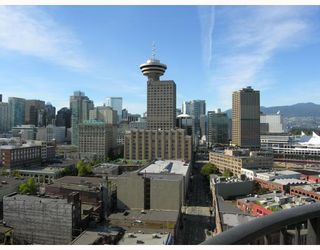 """Photo 10: 2310 128 W CORDOVA Street in Vancouver: Downtown VW Condo for sale in """"WOODWARDS W43"""" (Vancouver West)  : MLS®# V791001"""