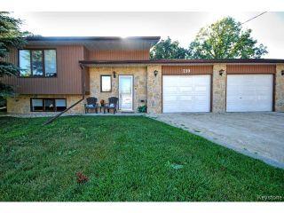 Photo 1: 210 Carson Park Drive in LORETTE: Dufresne / Landmark / Lorette / Ste. Genevieve Residential for sale (Winnipeg area)  : MLS®# 1419936