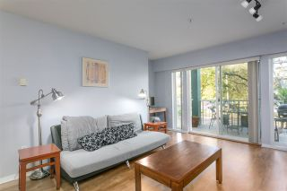 """Photo 5: 202 1915 E GEORGIA Street in Vancouver: Hastings Condo for sale in """"GEORGIA GARDENS"""" (Vancouver East)  : MLS®# R2218656"""