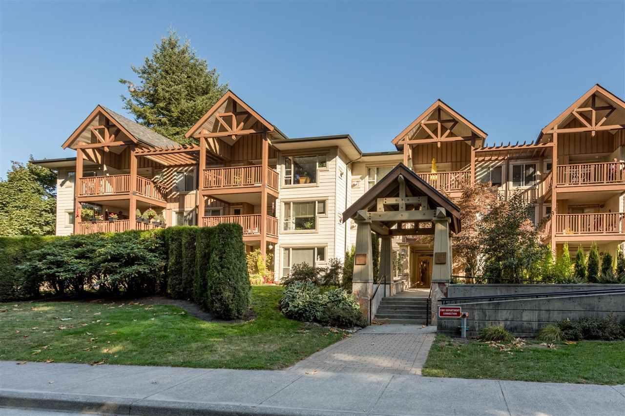 """Main Photo: 211 2323 MAMQUAM Road in Squamish: Garibaldi Highlands Condo for sale in """"SYMPHONY"""" : MLS®# R2206752"""