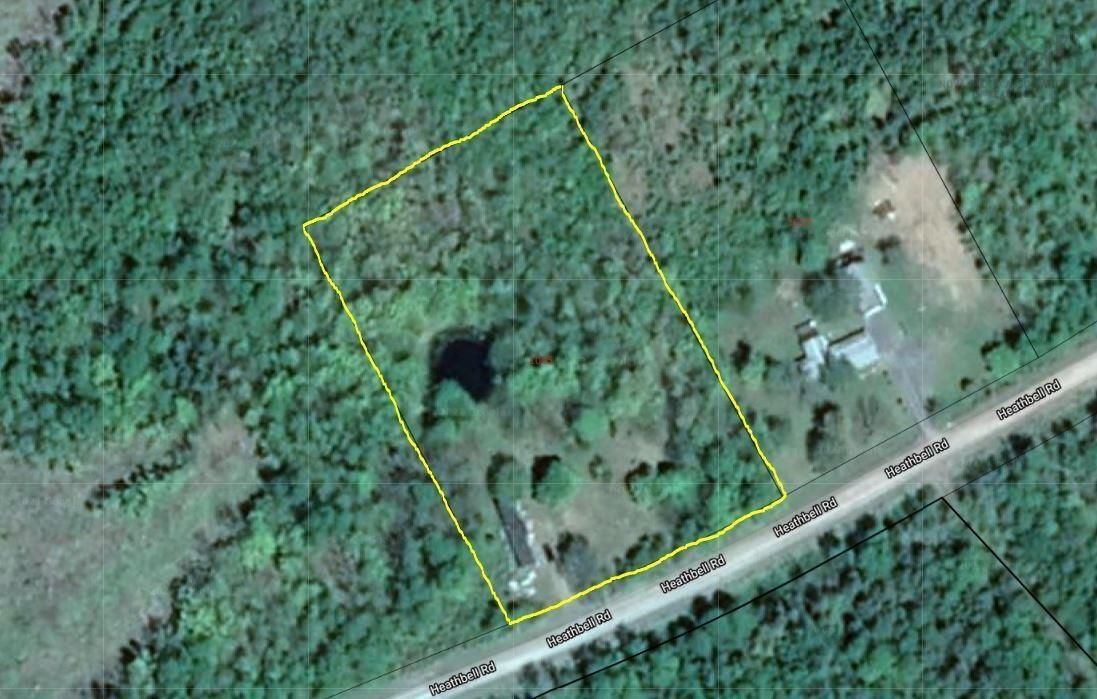 Main Photo: 1005 Heathbell Road in Scotch Hill: 108-Rural Pictou County Vacant Land for sale (Northern Region)  : MLS®# 202124669