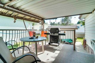 """Photo 8: 18 145 KING EDWARD Street in Coquitlam: Maillardville Manufactured Home for sale in """"MILL CREEK VILLAGE"""" : MLS®# R2575848"""