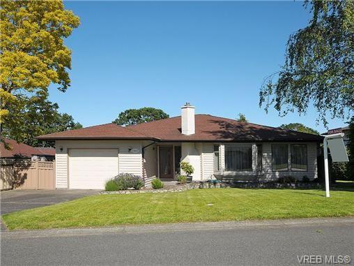 Main Photo: 3995 Bel Nor Pl in VICTORIA: SE Mt Doug House for sale (Saanich East)  : MLS®# 642416