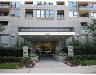 Photo 8: # 2402 7178 COLLIER ST in Burnaby: Condo for sale : MLS®# V785475
