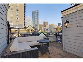 Photo 9: 102 1135 BARCLAY Street in Vancouver West: Home for sale : MLS®# V917535