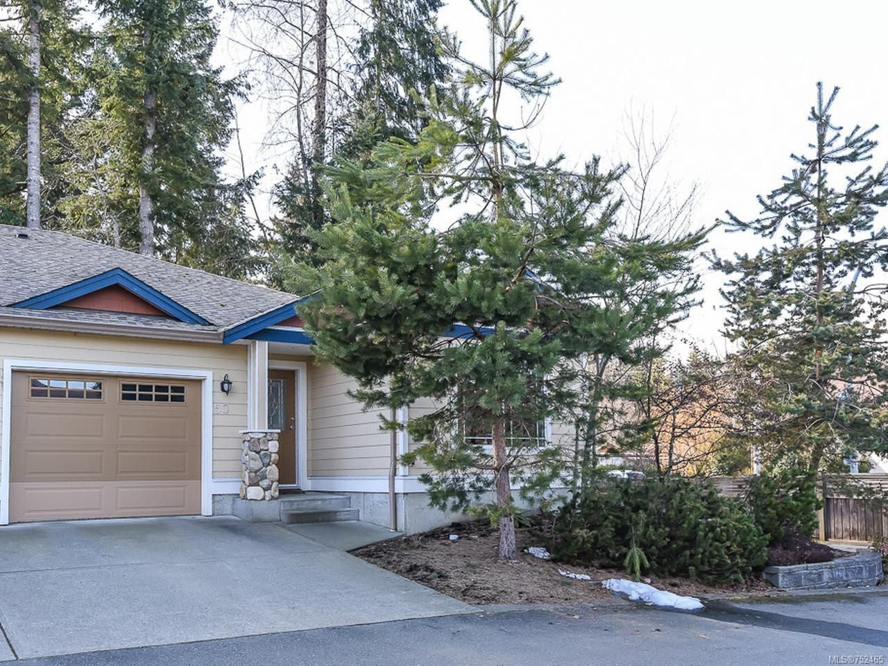 Main Photo: 50 2728 1ST STREET in COURTENAY: CV Courtenay City Row/Townhouse for sale (Comox Valley)  : MLS®# 752465