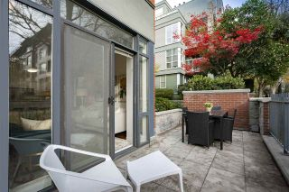 """Photo 12: 108 2688 VINE Street in Vancouver: Kitsilano Townhouse for sale in """"TREO"""" (Vancouver West)  : MLS®# R2318408"""