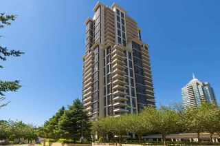 """Main Photo: 506 2088 MADISON Avenue in Burnaby: Brentwood Park Condo for sale in """"RENAISSANCE TOWER"""" (Burnaby North)  : MLS®# R2592645"""