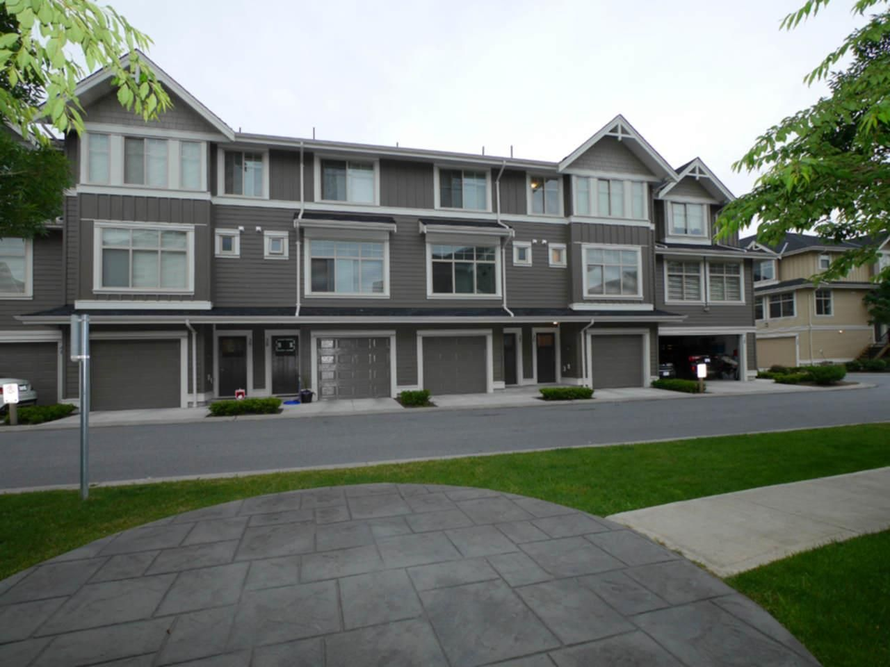 """Main Photo: 36 19525 73 Avenue in Surrey: Clayton Townhouse for sale in """"Uptown Clayton"""" (Cloverdale)  : MLS®# R2069814"""