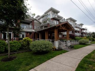 Photo 1: 320 4280 MONCTON Street in Richmond: Steveston South Condo for sale : MLS®# R2243473
