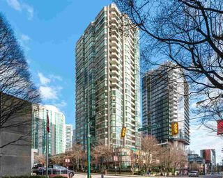 "Main Photo: 1906 888 HAMILTON Street in Vancouver: Downtown VW Condo for sale in ""ROSEDALE GARDEN"" (Vancouver West)  : MLS®# R2542026"