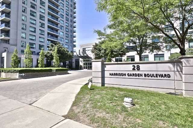 Main Photo: 2209 28 Harrison Garden Boulevard in Toronto: Willowdale East Condo for sale (Toronto C14)  : MLS®# C4487471