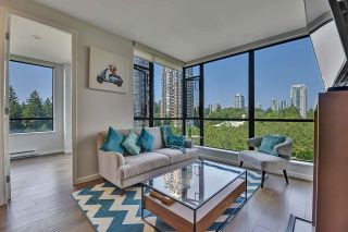 """Photo 20: 607 7368 SANDBORNE Avenue in Burnaby: South Slope Condo for sale in """"MAYFAIR PLACE"""" (Burnaby South)  : MLS®# R2598493"""