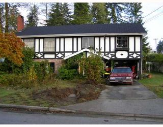 Photo 1: 777 ADIRON Avenue in Coquitlam: Coquitlam West House for sale : MLS®# V680129