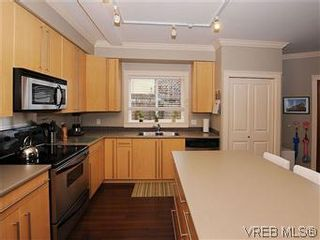 Photo 9: 5 2310 Wark St in VICTORIA: Vi Central Park Row/Townhouse for sale (Victoria)  : MLS®# 567630