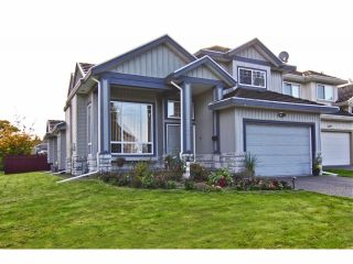 """Photo 1: 11144 152A Street in Surrey: Fraser Heights House for sale in """"Fraser Heights"""" (North Surrey)  : MLS®# F1324215"""