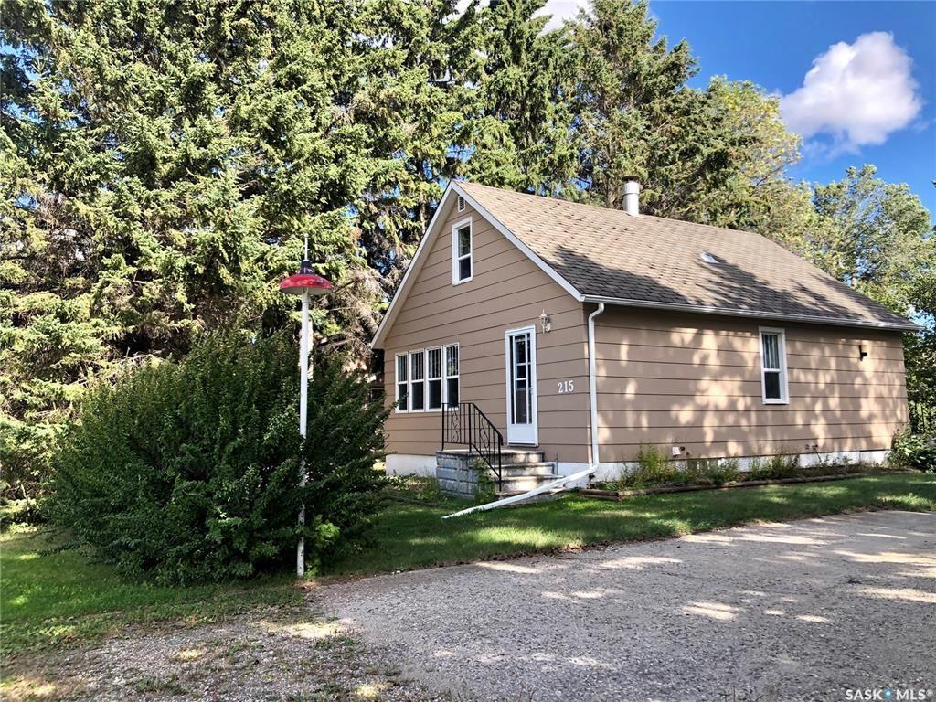 Main Photo: 215 Cumming Street in Springside: Residential for sale : MLS®# SK797998