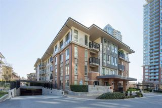 "Photo 1: 403 1135 WINDSOR Mews in Coquitlam: New Horizons Condo for sale in ""BRADLEY HOUSE AT WINDOR GATE"" : MLS®# R2355010"