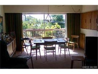 Photo 3:  in VICTORIA: OB Henderson House for sale (Oak Bay)  : MLS®# 409896