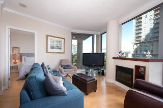 """Photo 5: 502 1228 W HASTINGS Street in Vancouver: Coal Harbour Condo for sale in """"PALLADIO"""" (Vancouver West)  : MLS®# R2408560"""