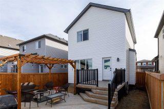 Photo 27: 724 SECORD Boulevard in Edmonton: Zone 58 House for sale : MLS®# E4236765