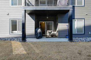 Photo 32: 104 340 WINDERMERE Road in Edmonton: Zone 56 Condo for sale : MLS®# E4247159