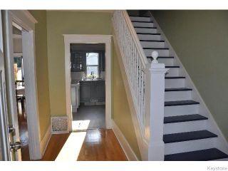 Photo 2: 784 Ingersoll Street in WINNIPEG: West End / Wolseley Residential for sale (West Winnipeg)  : MLS®# 1516601