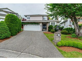 """Photo 1: 2353 NOTTINGHAM Place in Port Coquitlam: Citadel PQ House for sale in """"Citadel Heights"""" : MLS®# V1071418"""