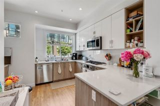 """Photo 6: 34 7039 MACPHERSON Avenue in Burnaby: Metrotown Townhouse for sale in """"VILLO METROTOWN"""" (Burnaby South)  : MLS®# R2591605"""